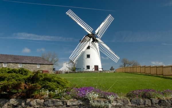 Llynnon Mill, Anglesey