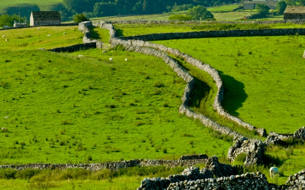 Yorkshire Dales countryside, Malham