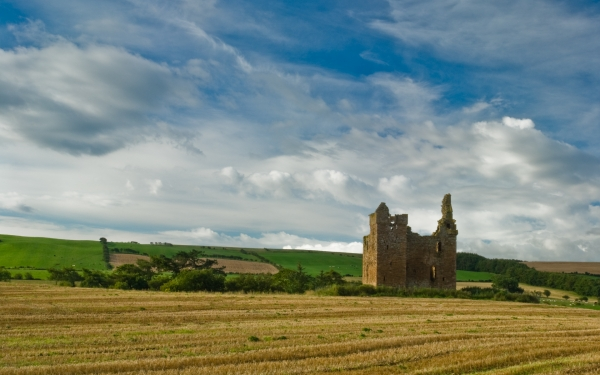 Baltersan Castle, Maybole, Ayrshire