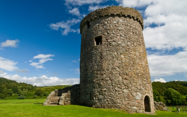 Orchardton Tower, The Steartry, Dumfries and Galloway