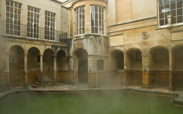 Photo of Roman Baths, Bath, Somerset