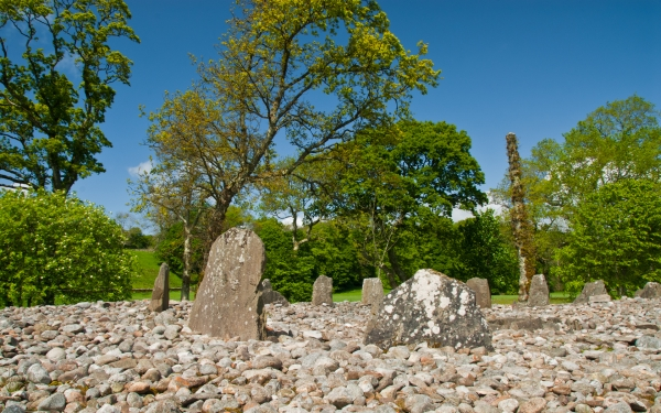 Temple wood Stone Circle, Kilmartin Glen