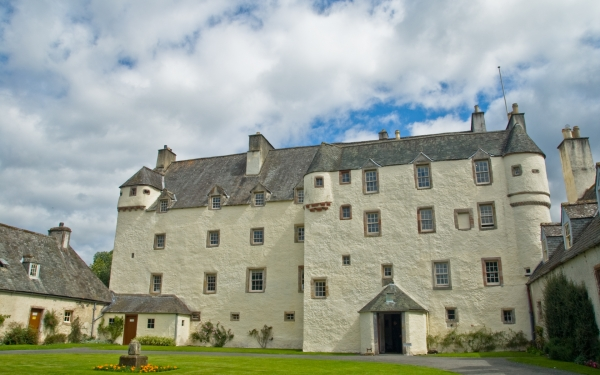 Traquair House, Innerleithen, Scottish Borders