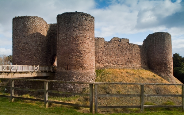 White Castle, Monmouthshire, Wales