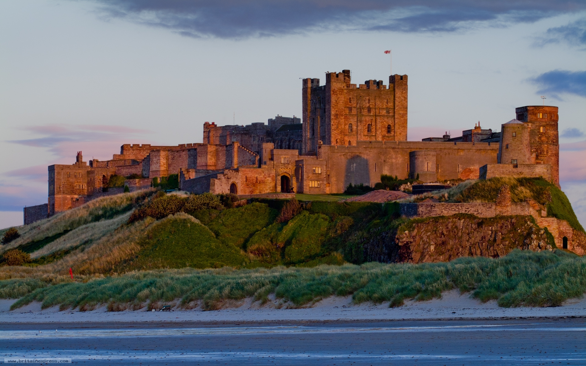 bamburgh castle - photo #1