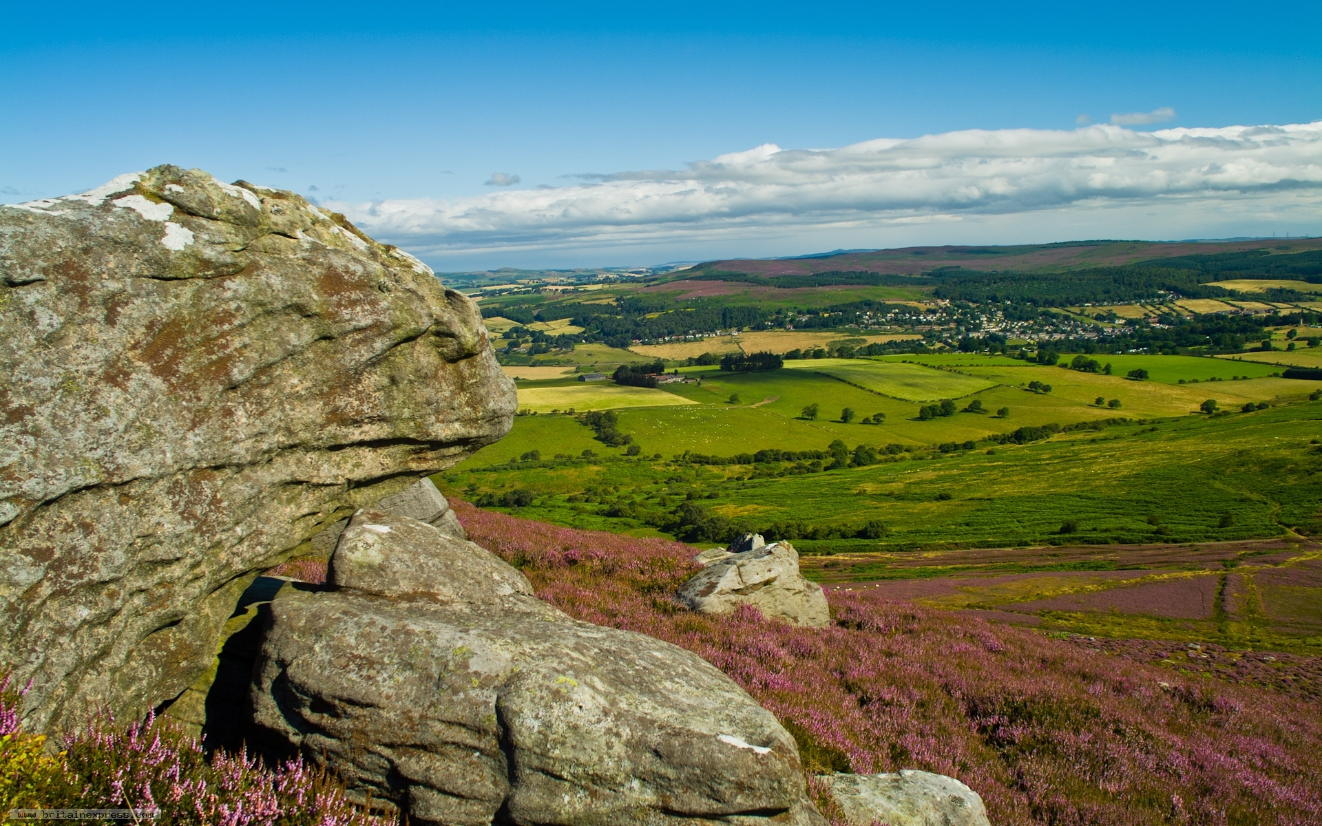 Photo Of Coquetdale Northumberland
