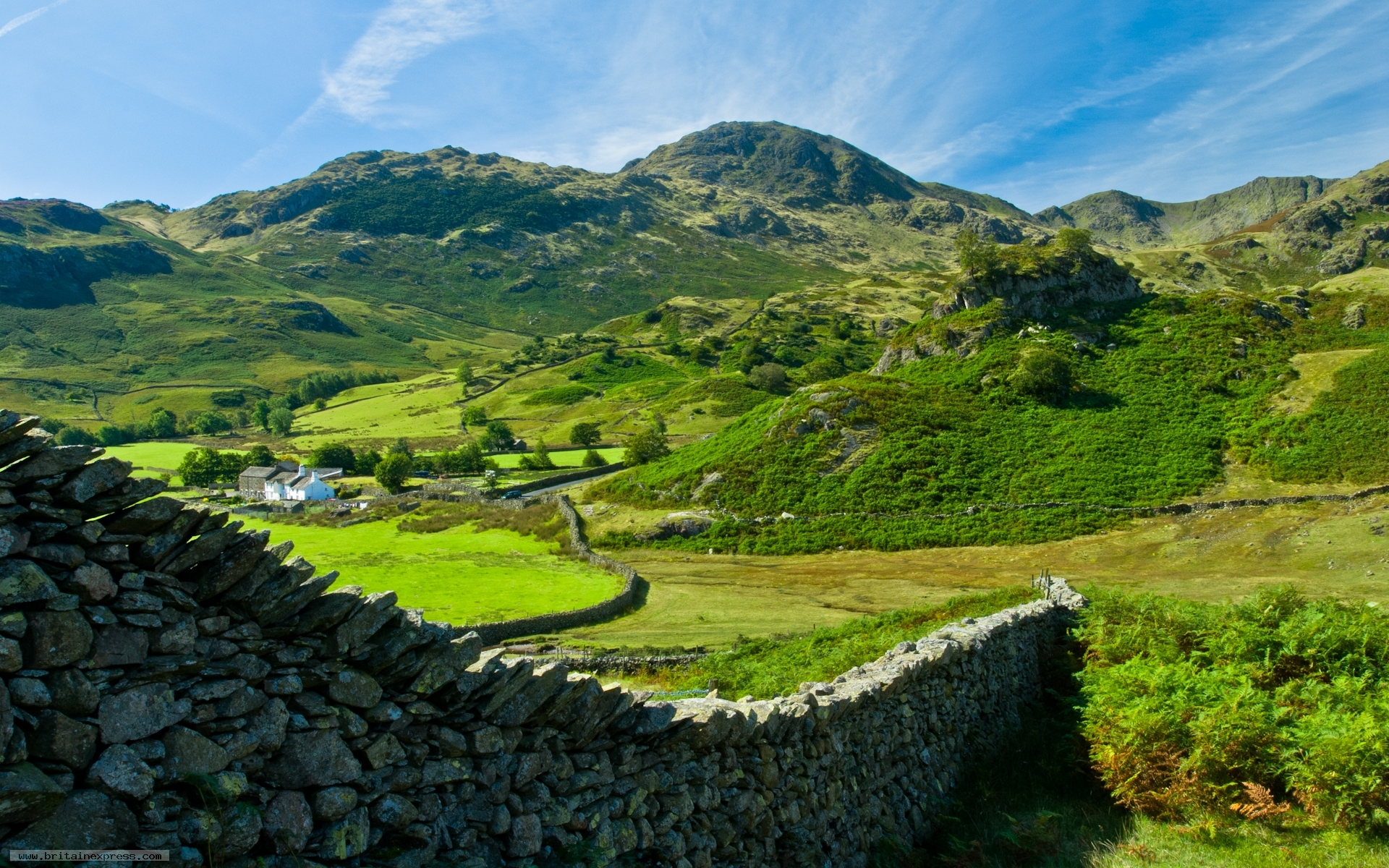 Photo Of Fell Foot, Lake District