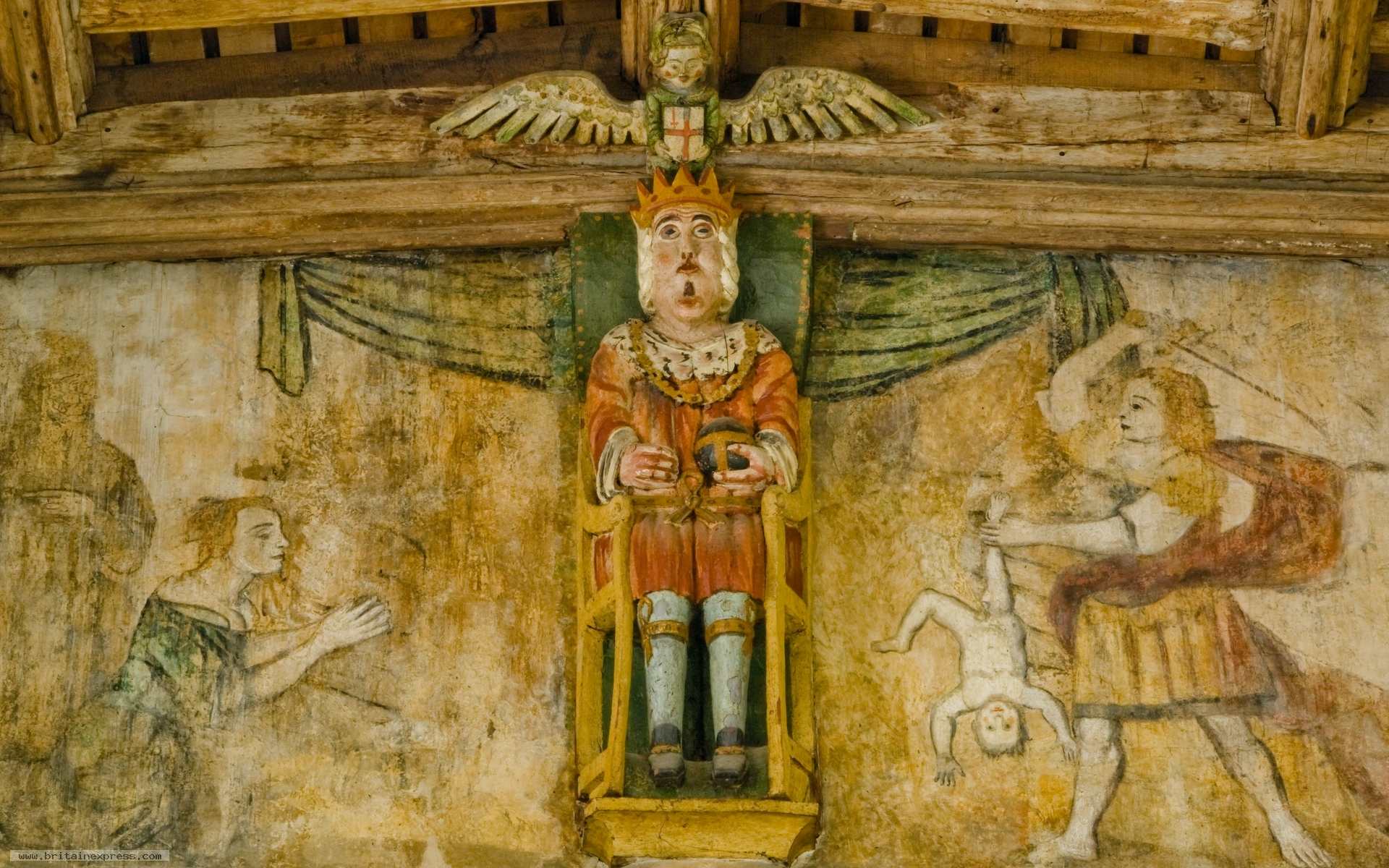 Colorful Medieval Wall Art Image Collection - The Wall Art ...